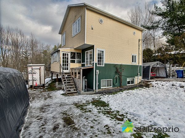 Outside - 45 rue Margil, Ste-Catherine-De-Hatley for sale