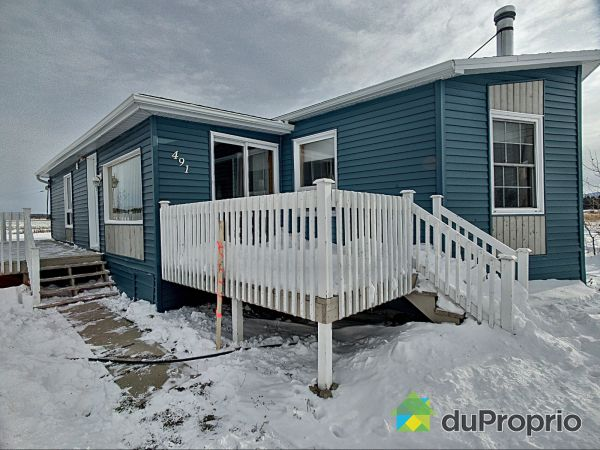 Winter Front - 491 rue Dubé, St-Jean-Port-Joli for sale