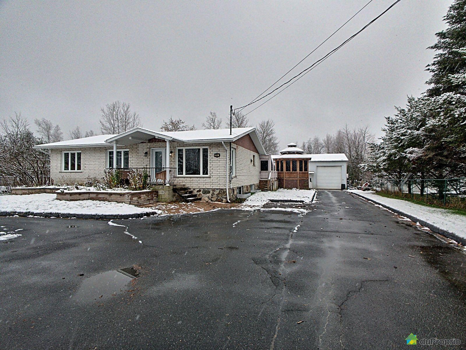 2791, boulevard Mercure, Drummondville (St-Nicéphore) à vendre