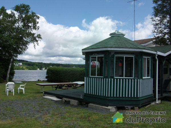 Lake Access - 141 6e Rang A du Lac-Falardeau, St-Zacharie for sale