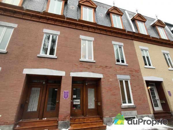 1569-1571-1573-1575, rue Saint-André, Ville-Marie (Centre-Ville et Vieux Mtl) à vendre