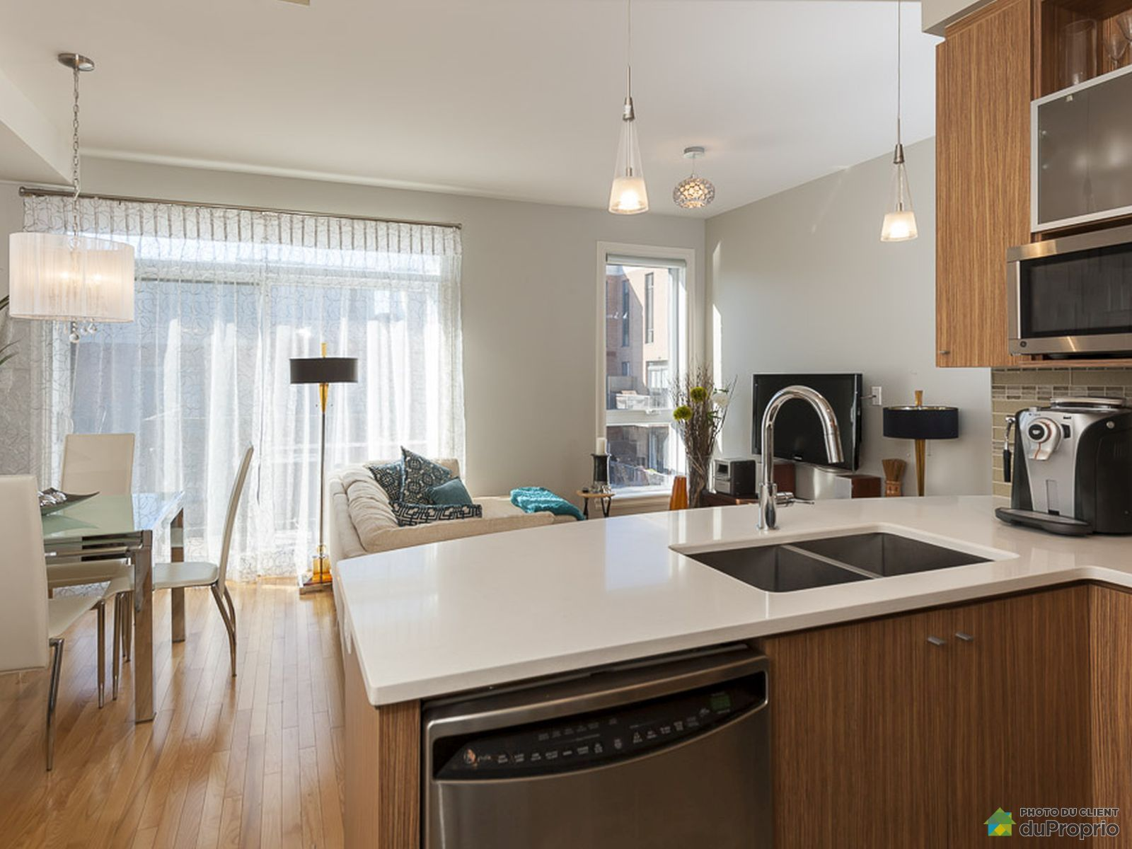 Open Concept - 1226 rue Pauline-Julien, Le Plateau-Mont-Royal for sale