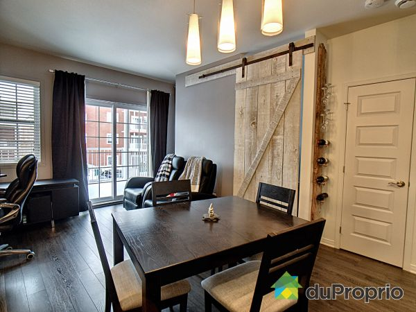 Living / Dining Room - 204-1460 avenue de Rochechouart, St-Jérôme (St-Jérôme) for sale