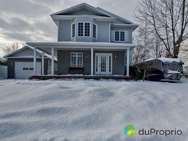 475 rue Guy, Drummondville (St-Charles-De-Drummond) for sale