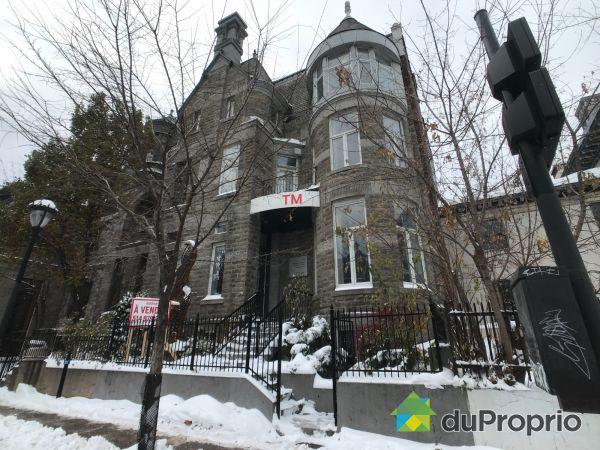 65, rue Sherbrooke Ouest, Ville-Marie (Centre-Ville et Vieux Mtl) à vendre