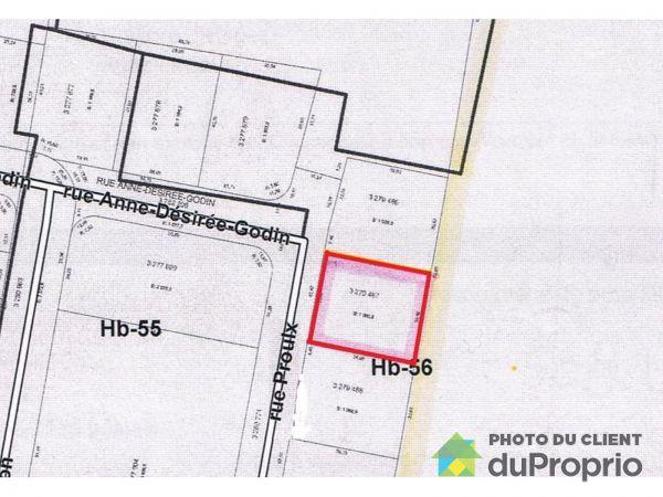 Plan - 650, Rue Proulx, Mont-Tremblant à vendre