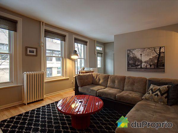 Living Room - 1-180 rue Crémazie Est, St-Jean-Baptiste for sale