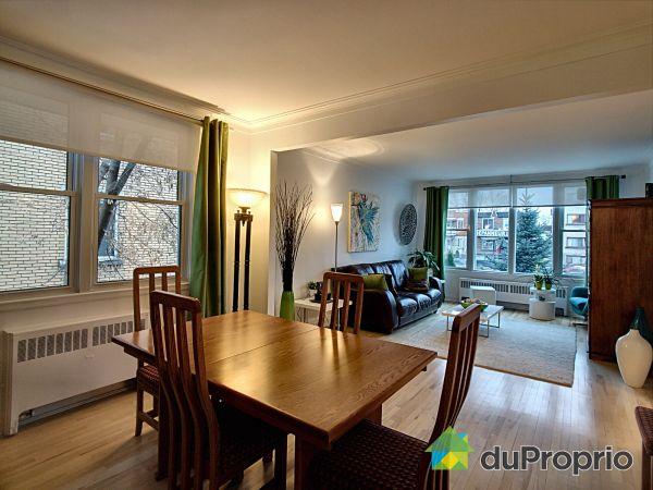 Dining Room - 805 boulevard Henri-Bourassa Est, Ahuntsic / Cartierville for sale
