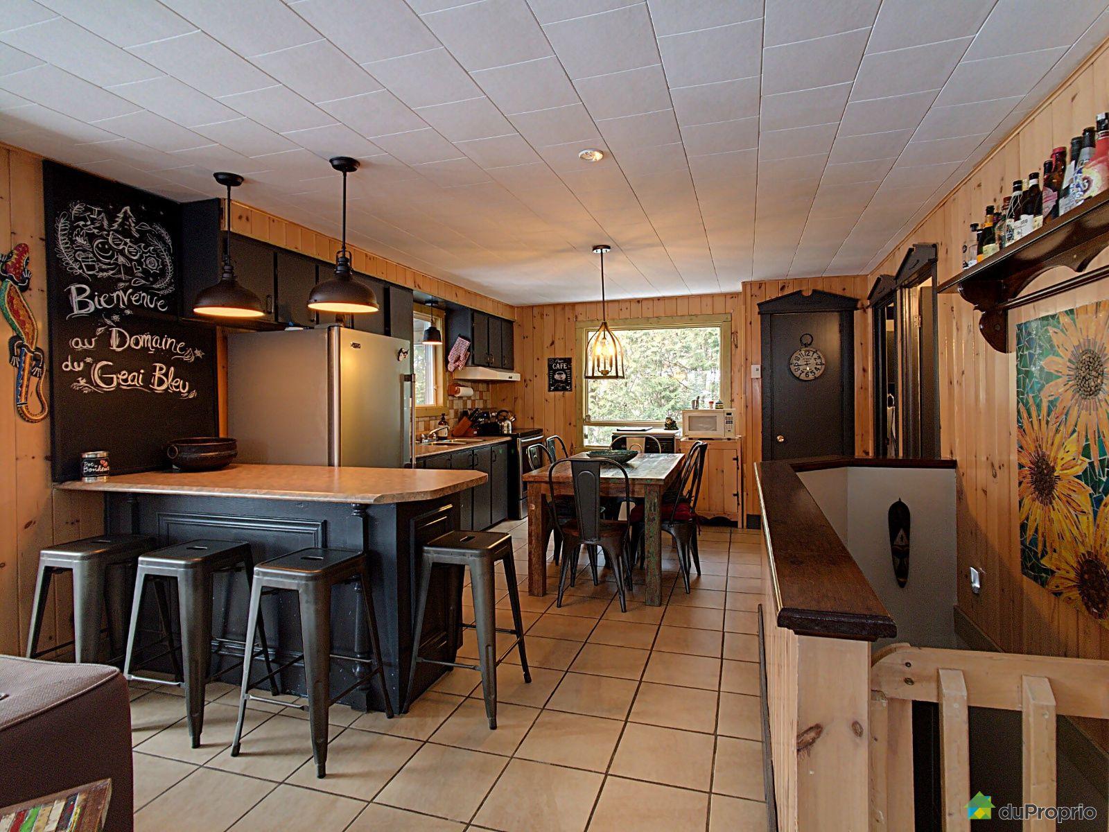 Breakfast Area - 750 chemin du Lac-Saint-Sebastien, St-Zénon for sale