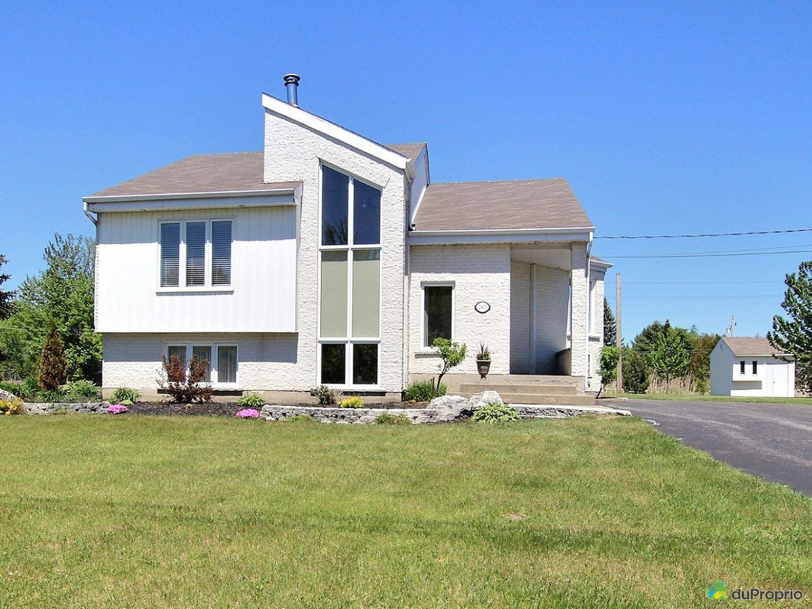 2860, boulevard Mercure, Drummondville (St-Nicéphore) à vendre