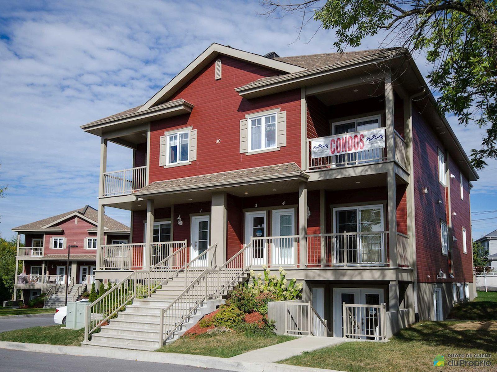 rue Isabelle - Projet Boisé Isabelle - Par les Constructions RMR Leblanc, Chateauguay à vendre