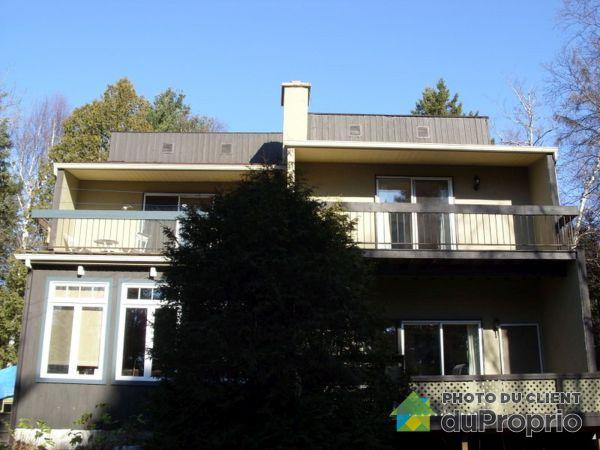Backyard - 8 chemin des Perdrix, Ste-Anne-Des-Lacs for sale