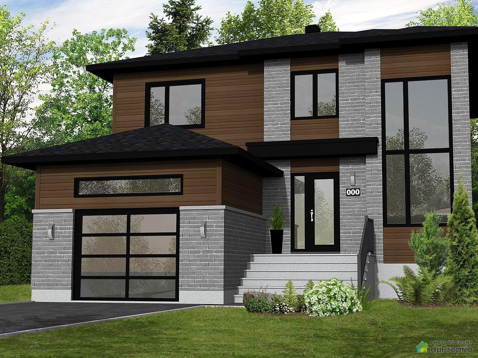 701 rue des Dahlias - Modèle Le Legault - Par les Habitations RB, Salaberry-De-Valleyfield for sale