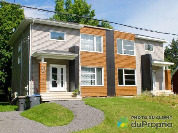 rue Kildare - Par Construction C.R.D, Ste-Brigitte-De-Laval for sale