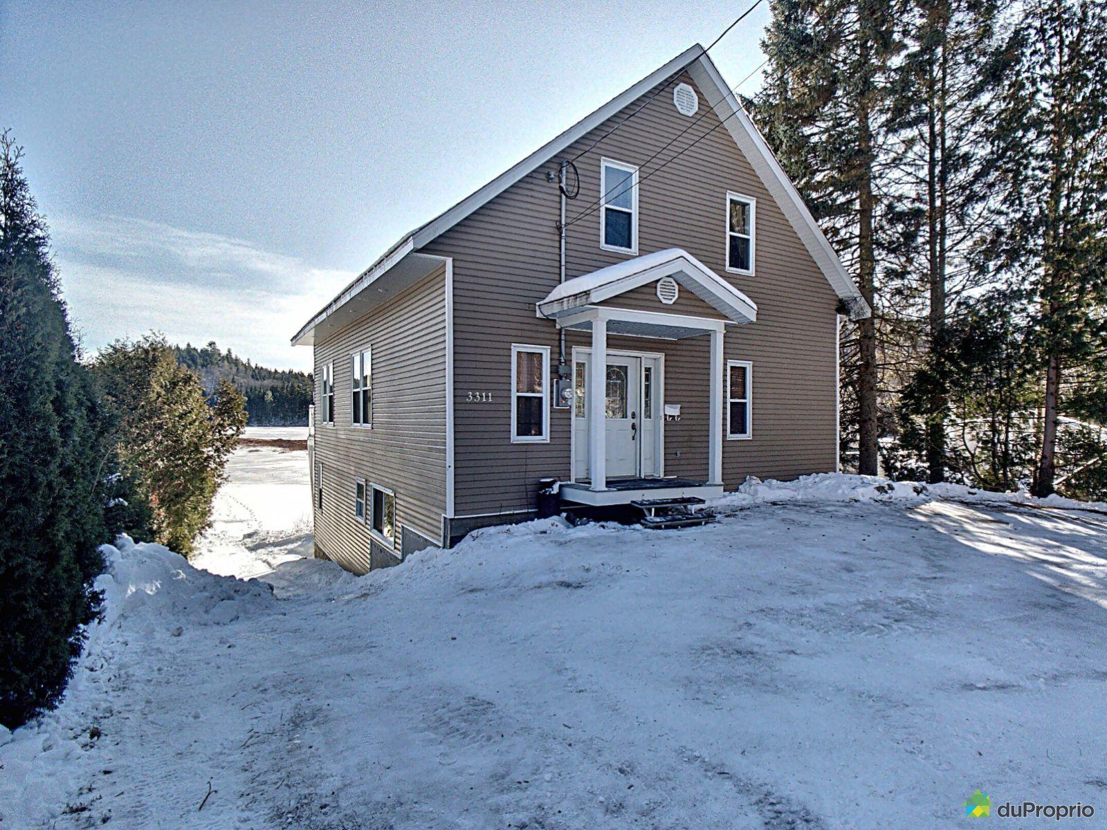 3311 chemin du Lac Lamare, Shawinigan (St-Jean-Des-Piles) for sale
