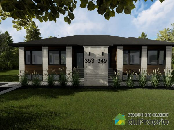 341-345 rue Catherine - Par Construction Thibodeau, Victoriaville for sale