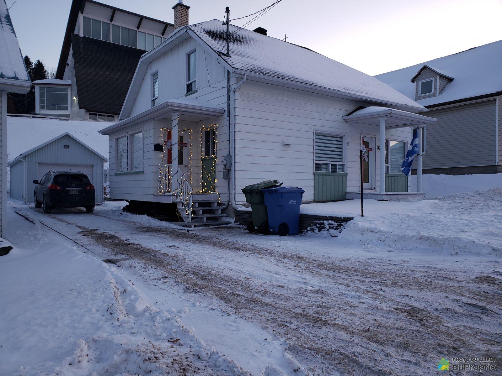 Extérieur - 1091, avenue Lavoie, La Baie à vendre