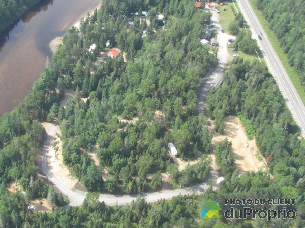 Plan du terrain - 11904, Route 117 Sud, Rivière-Rouge à vendre