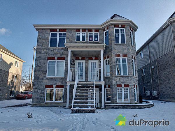 Propriété vendue à Laval-Ouest