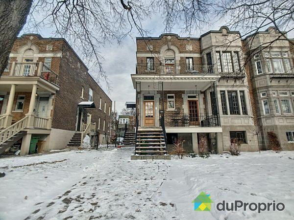 715, avenue Stuart, Outremont à vendre