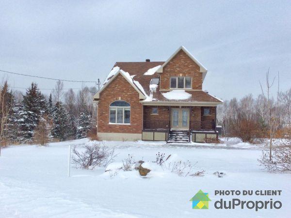 Winter Front - 351 route du Lac-Ruel, Lambton for sale