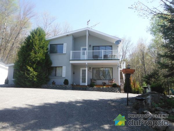 847 chemin Ouareau Nord, St-Donat for sale