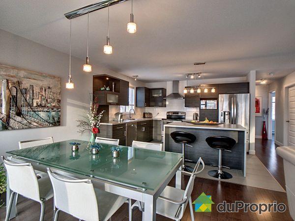Salle à manger / Cuisine - 1460, avenue de la Rivière Jaune, Charlesbourg (ND-Des-Laurentides) à vendre