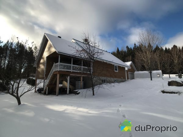 Side View - 174 route Saint-Jean Nord, Ste-Claire for sale