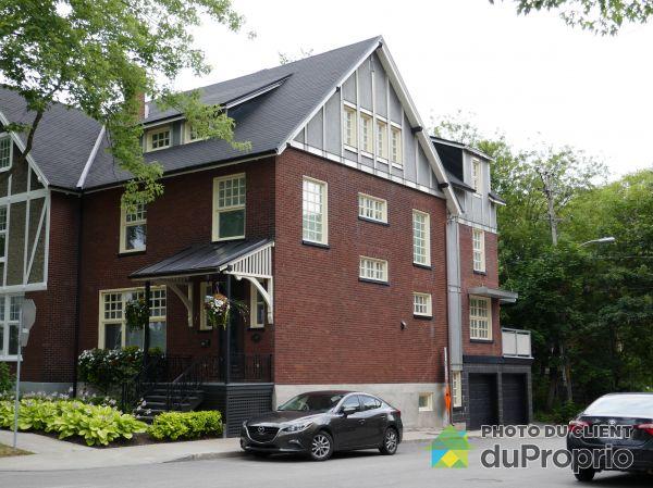 Côté ouest - 101, avenue Wilfrid-Laurier, Montcalm à vendre