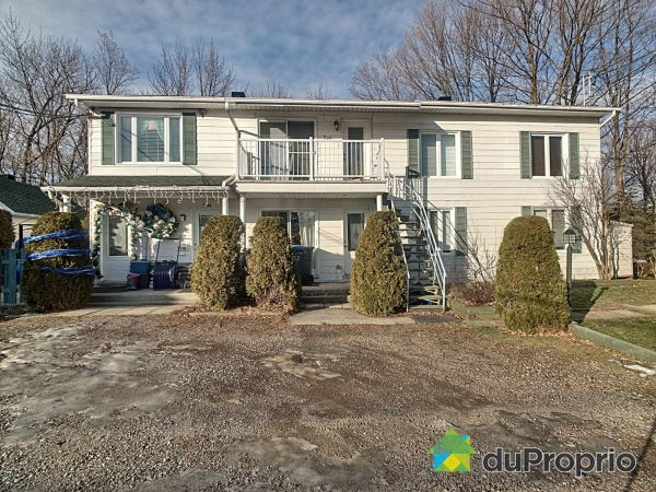 Front Yard - 728-728A, route Marie-Victorin, St-Nicolas for sale