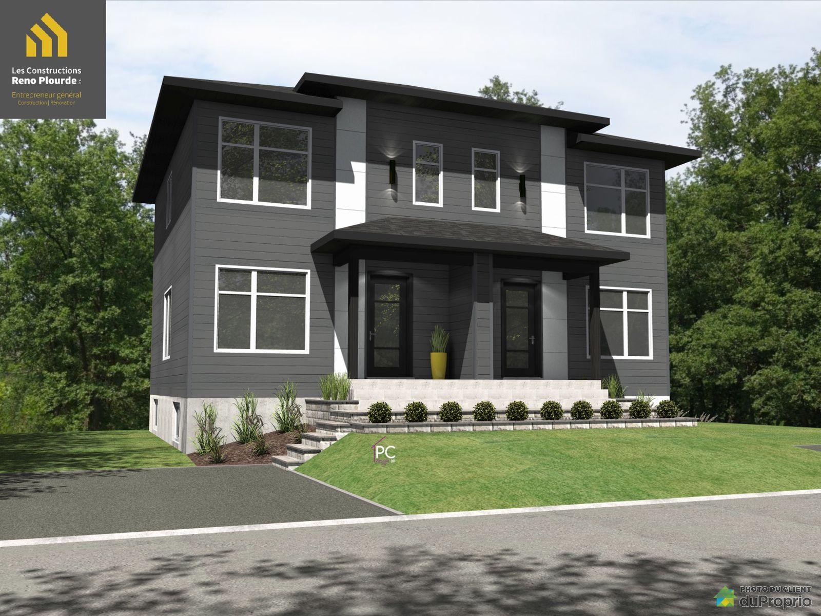 33, rue Tardif - Par Les Constructions Reno Plourde inc., Beauport à vendre