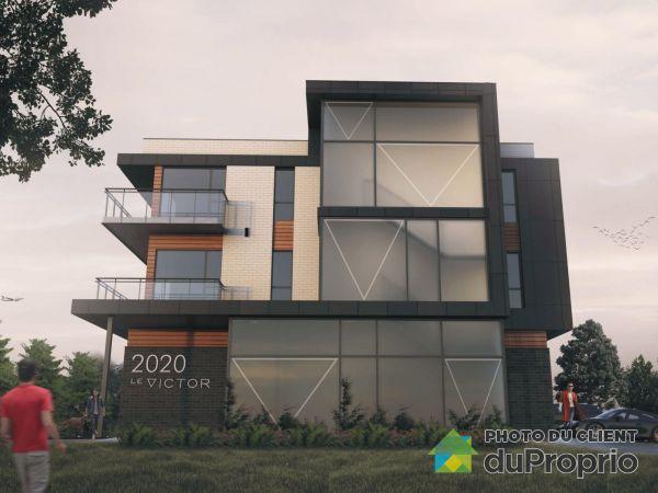 2020, rue André-Labadie - Le Victor 5½ - Par les Habitations Raymond Guay, Beloeil à vendre