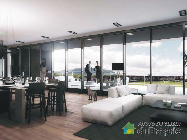 2020, rue André-Labadie - Le Victor Penthouse - Par les Habitations Raymond Guay, Beloeil à vendre