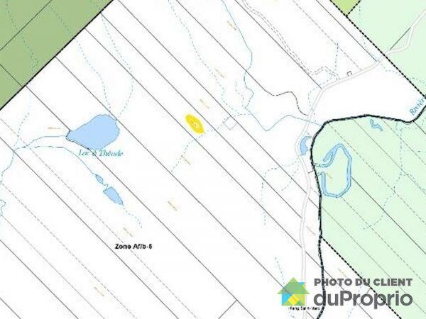 Plan - X rang Saint-Marc, Ste-Christine-D'Auvergne for sale
