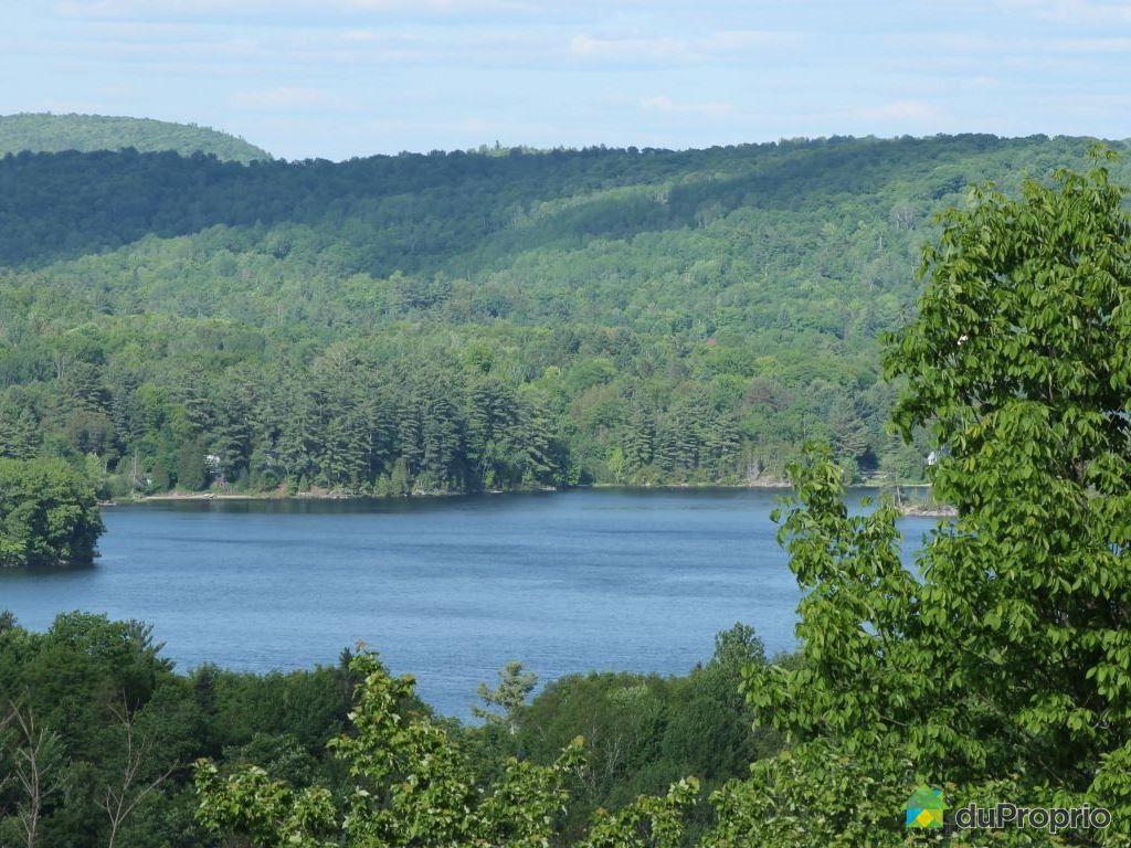 Environment - Lot 29 - Lac McGregor - Chemin du Rubis, Val-Des-Monts for sale