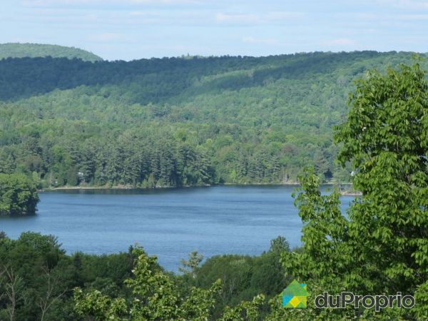 Environment - Lot 29 - Lac McGregor - Chemin du Rubis, Val-Des-Monts for sale