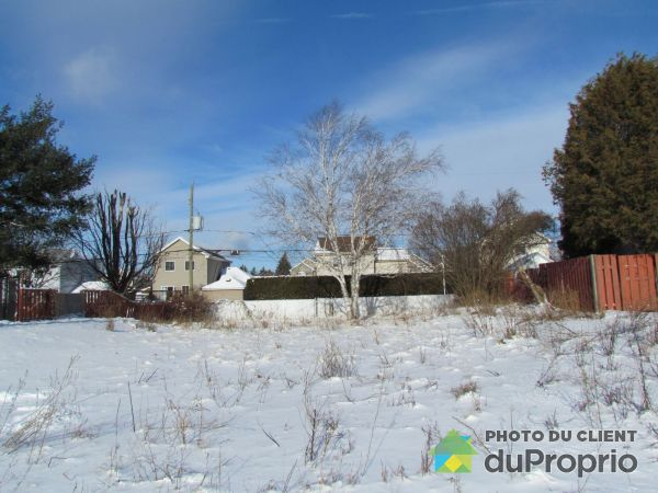 Lot - 243 rue Forest, Chateauguay for sale
