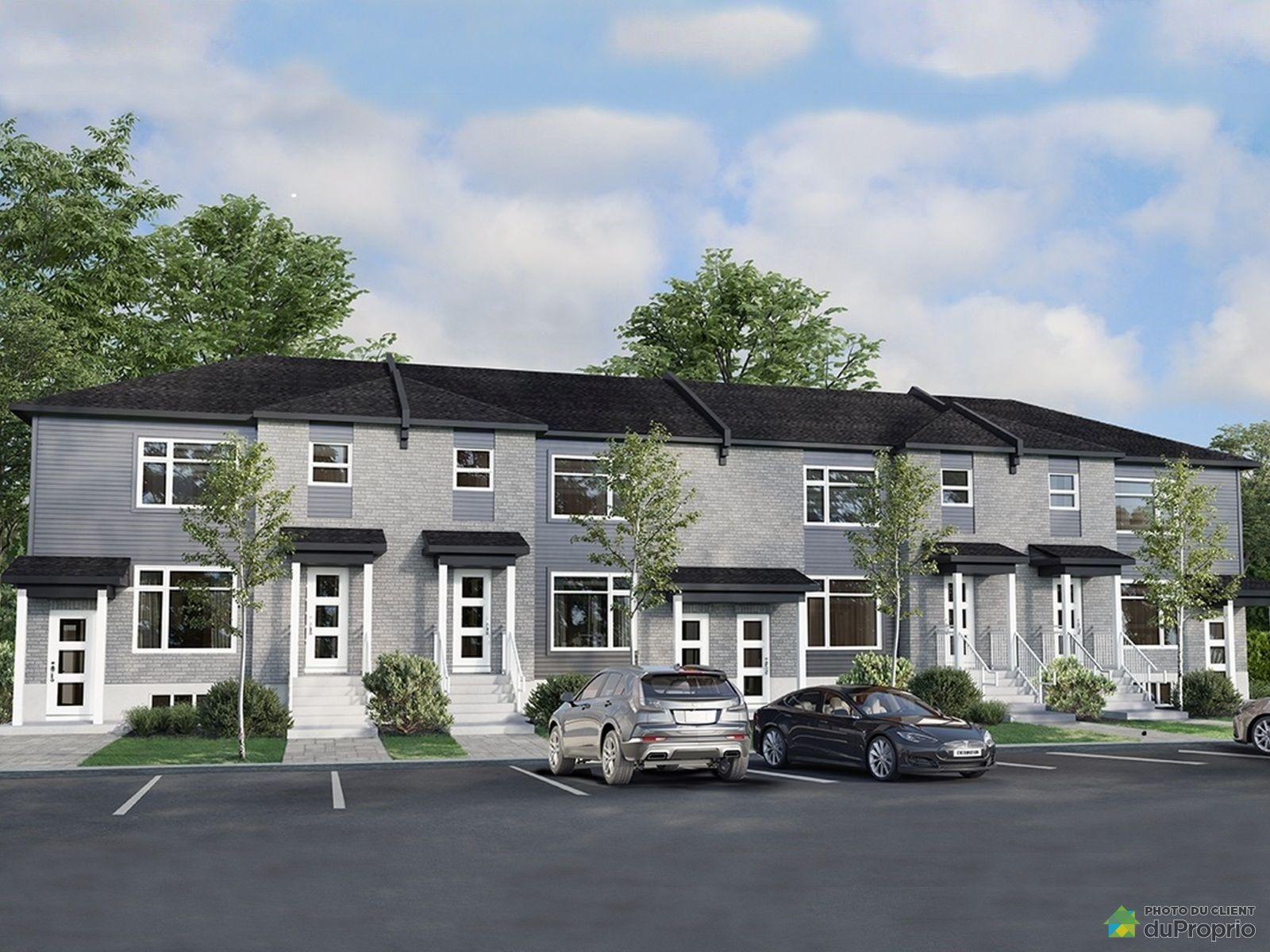 186, rue des Haut-Bois - Projet Esplanade des Hauts-Bois - Par les Constructions MCL, Gatineau (Masson-Angers) à vendre