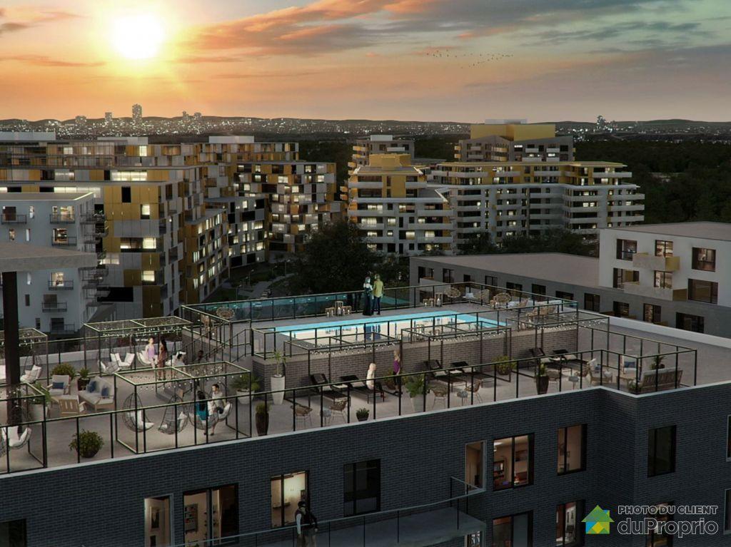 Quartier Mosaïque - Unités 2 chambres, Lebourgneuf for sale