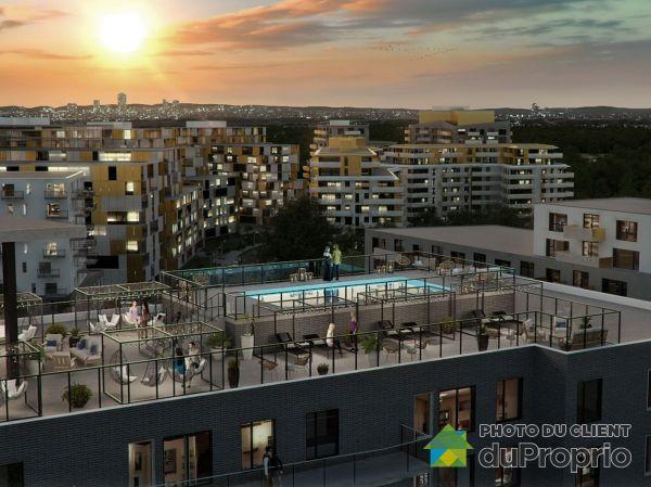 Quartier Mosaïque - Unités 2 chambres, Lebourgneuf à vendre