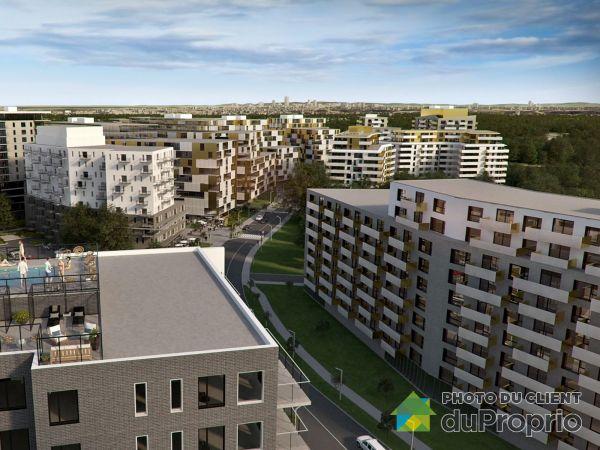 Quartier Mosaïque - Unité 3 1/2, Lebourgneuf for rent