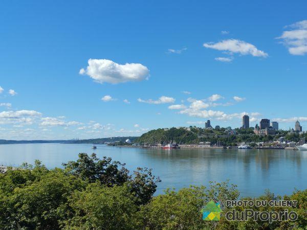 River view (St. Lawrence) - 12 rue J.-K.-Laflamme, Lévis for sale