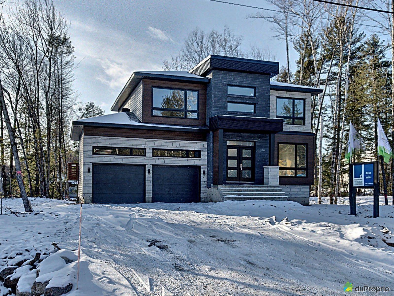 16950, rue du Zircon - Par Constructions Trudeau, Mirabel (Mirabel en Haut) à vendre