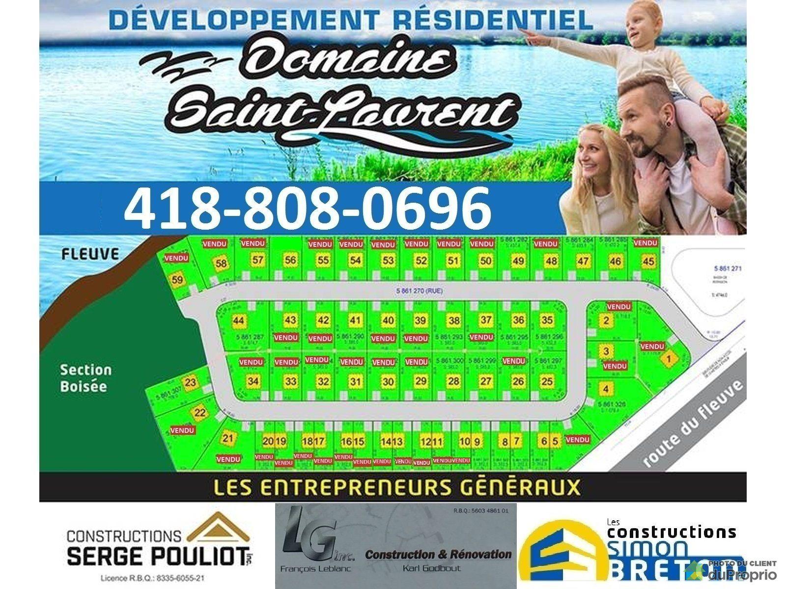 rue du Fort de Beaumont - Par Construction Simon Breton, Beaumont for sale