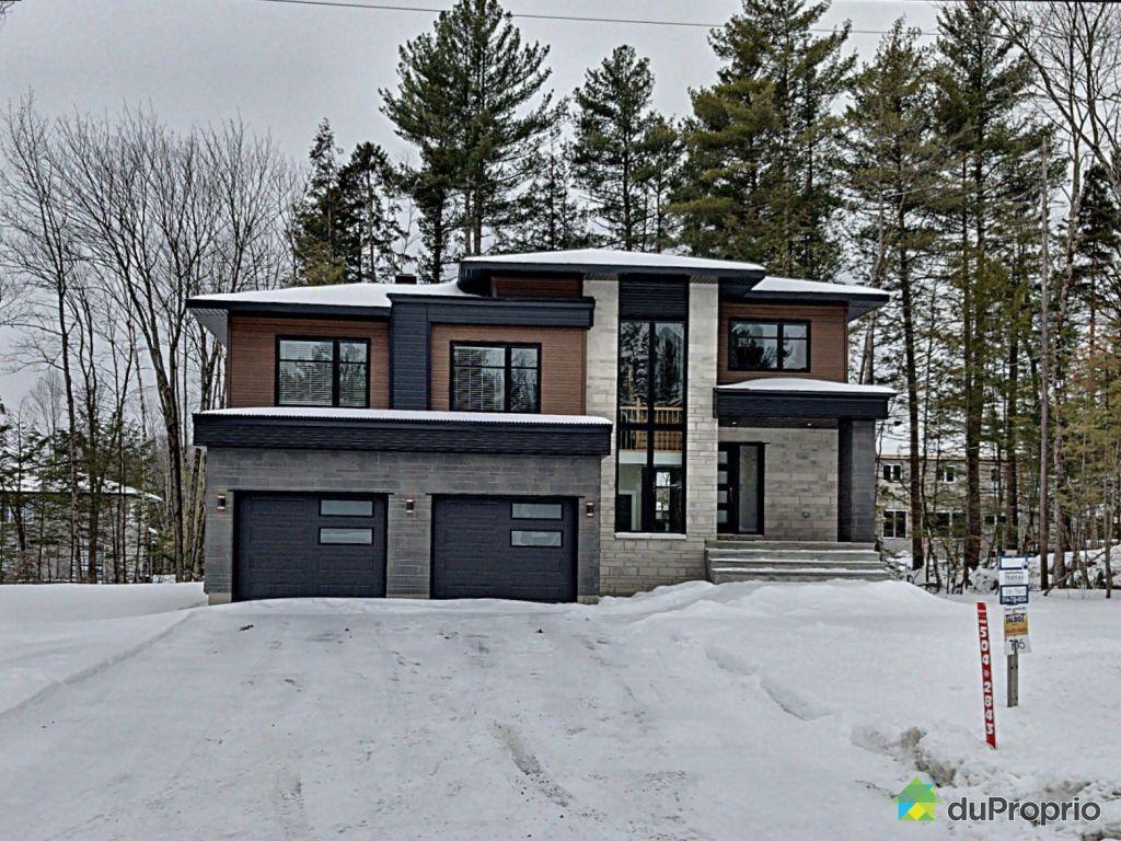 16960, rue du Zircon - Par Constructions Trudeau, Mirabel (Mirabel en Haut) à vendre