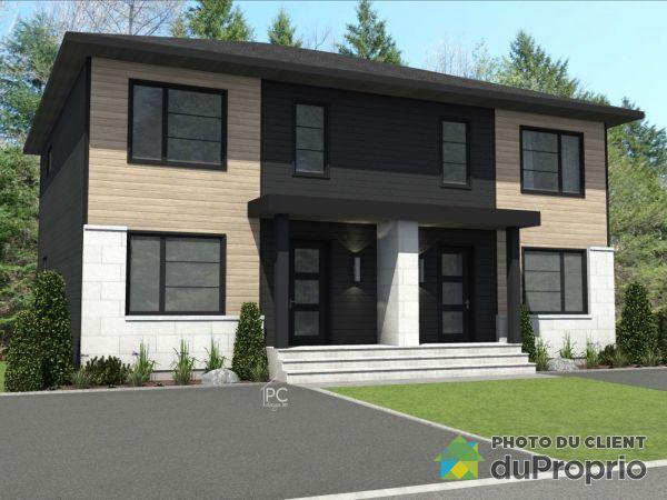 Modèle Liberty - À construire - Par Terrain Dev Immobilier inc., St-Émile à vendre