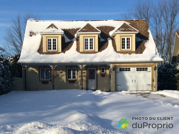Waterfront - 265 rue des Voiliers, Drummondville (St-Nicéphore) for sale