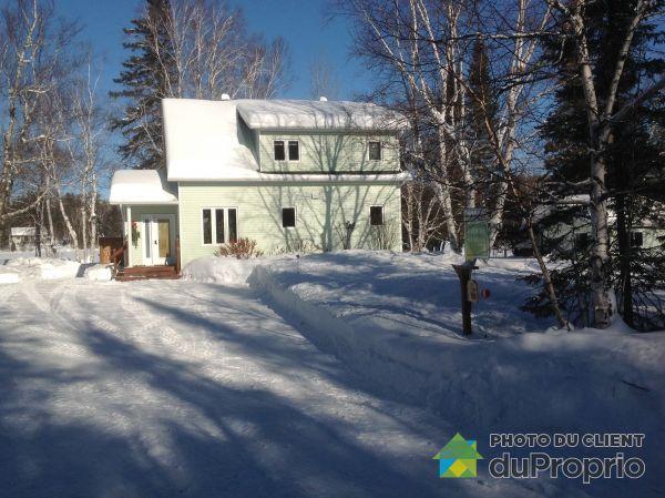 Winter Front - 20 chemin du Lac-des-Copains, St-David-de-Falardeau for sale