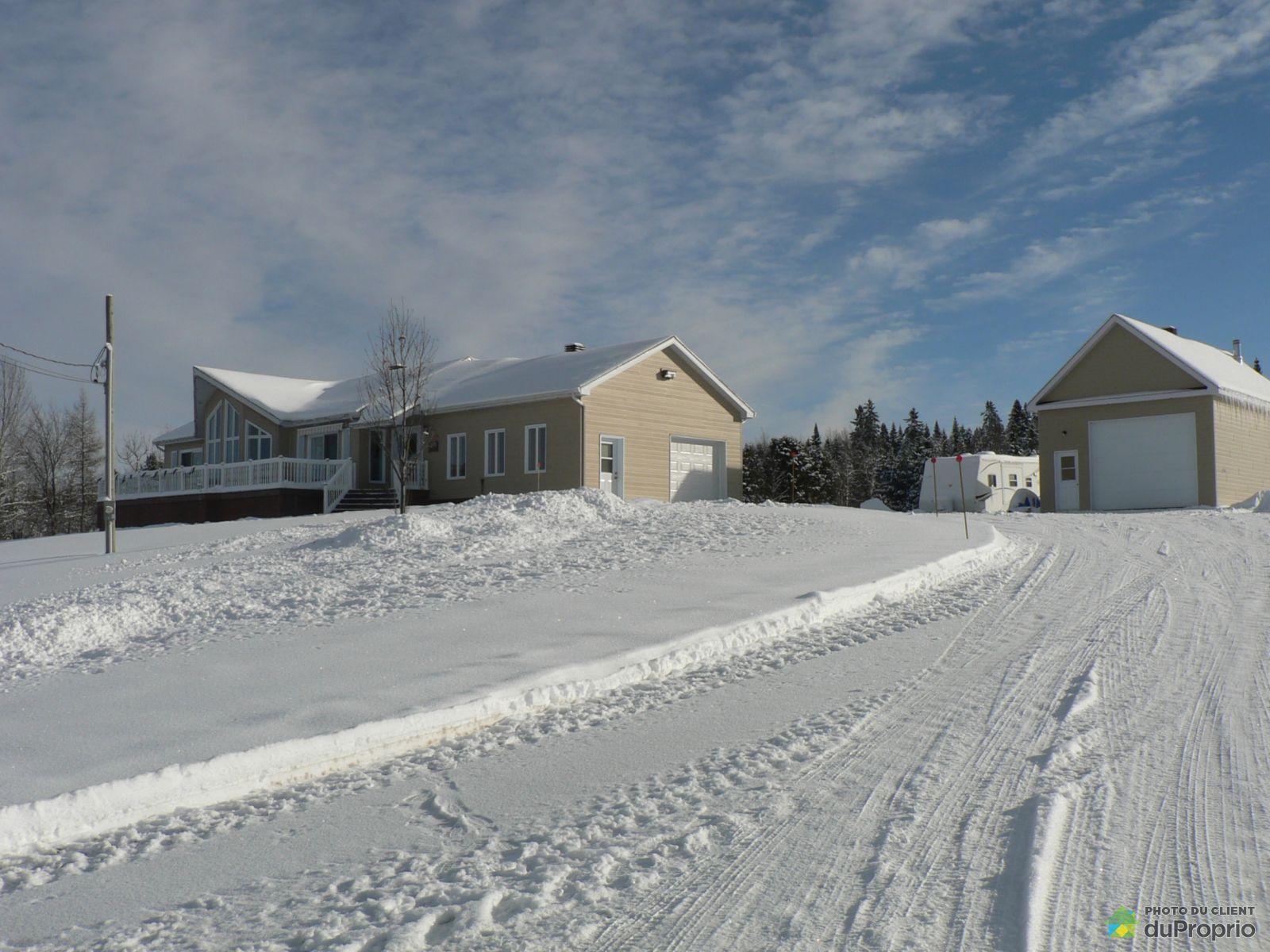 46, chemin du Faubourg-du-Plateau, St-Victor à vendre