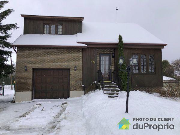 Winter Front - 272 59e Avenue, St-Joseph-Du-Lac for sale